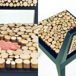 Мебель из дерева — стулья своими руками
