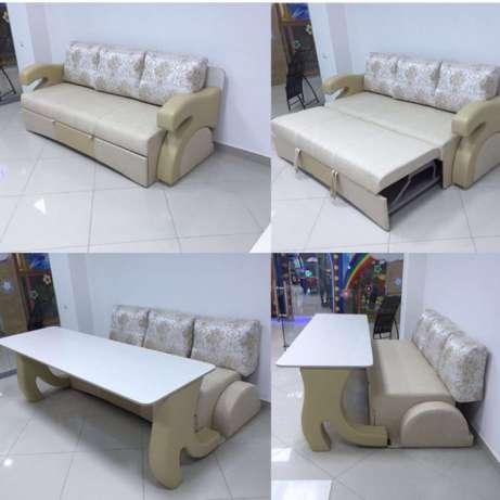 Мебель корпусная и мягкая Астана
