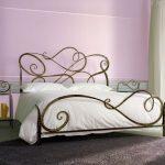 Металлические кровати и их преимущества