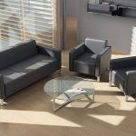Офисный диван и кресла