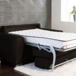 ортопедический диван кровать с матрасом