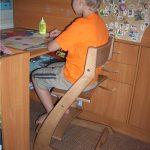 Правильная осанка с регулируемыми стульями