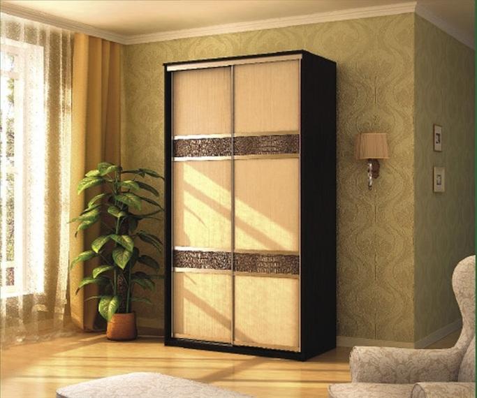 Шкаф купе дизайн дверей двухдверные