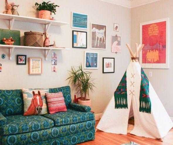 варианты современных диванов