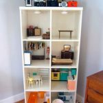 Стеллаж для игрушек и книг