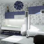Стол-кровать в комнату
