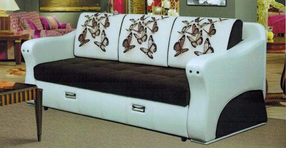Трансформер 3 в 1 – диван – стол – кровать двухспальная