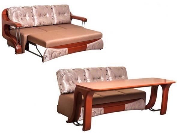 диван стол и кровать мебель трансформер 3 в 1