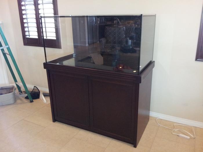 Инструкция как сделать аквариум своими руками фото 380