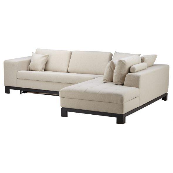 Угловой диван-кров ц модулем для хранения