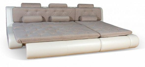 Угловой диван-кровать Сириус