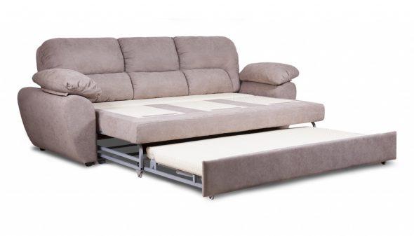 Выкатной механизм модульного дивана