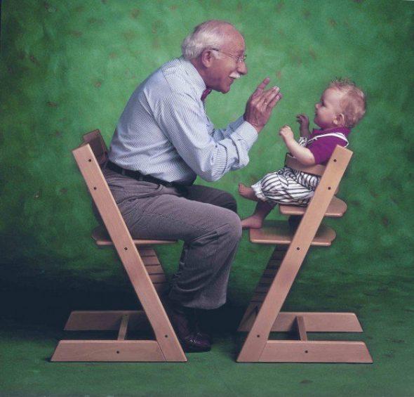 анатомически правильный стульчик