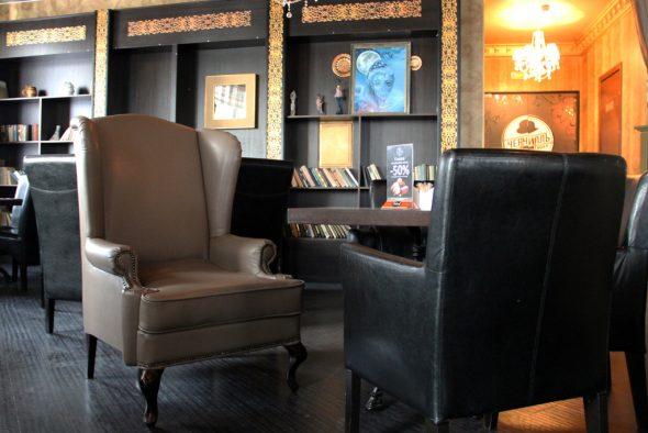 английское кресло дизайн