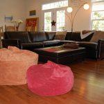 бескаркасная мебель дома