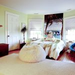 бескаркасная мебель интерьер