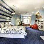 бескаркасная мебель спальня