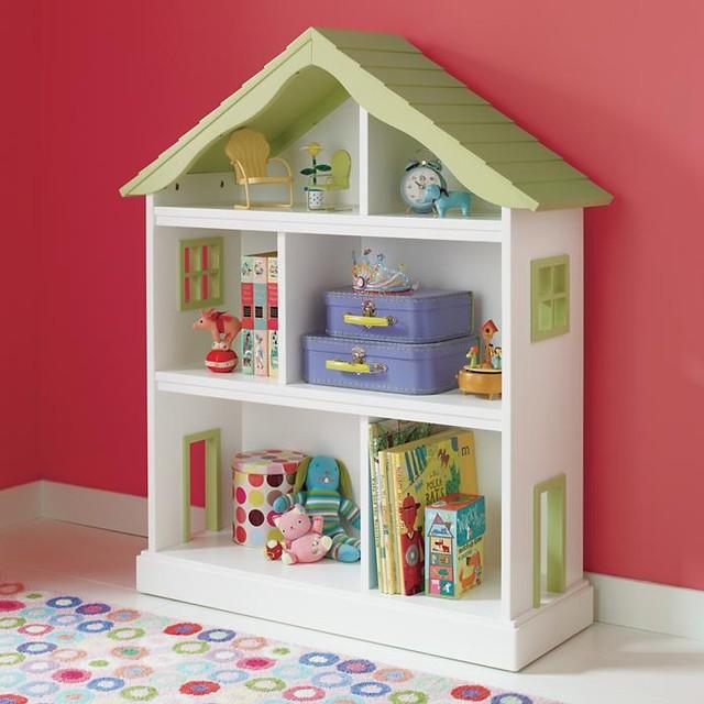 Как сделать маленький домик для игрушки