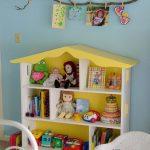 детские стеллажи для игрушек
