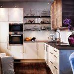 дизайн кухни небольшой