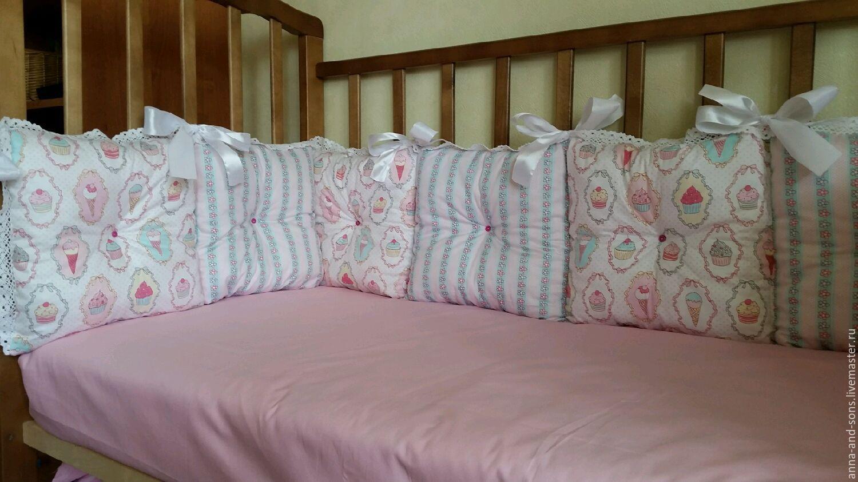 Подушки для новорожденных в кроватку своими руками выкройки с размерами фото 267