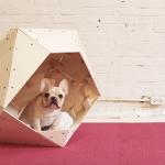 домик для собаки из фанеры