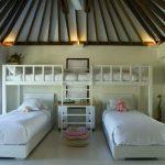 двухъярусная кровать двойная