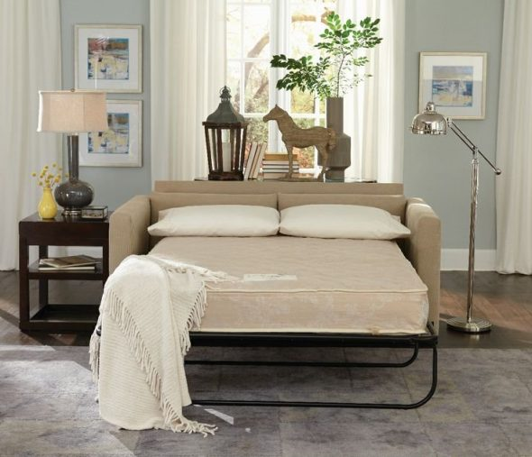 французская раскладушка диван