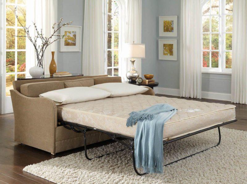 Раскладные диваны с хорошим матрасом