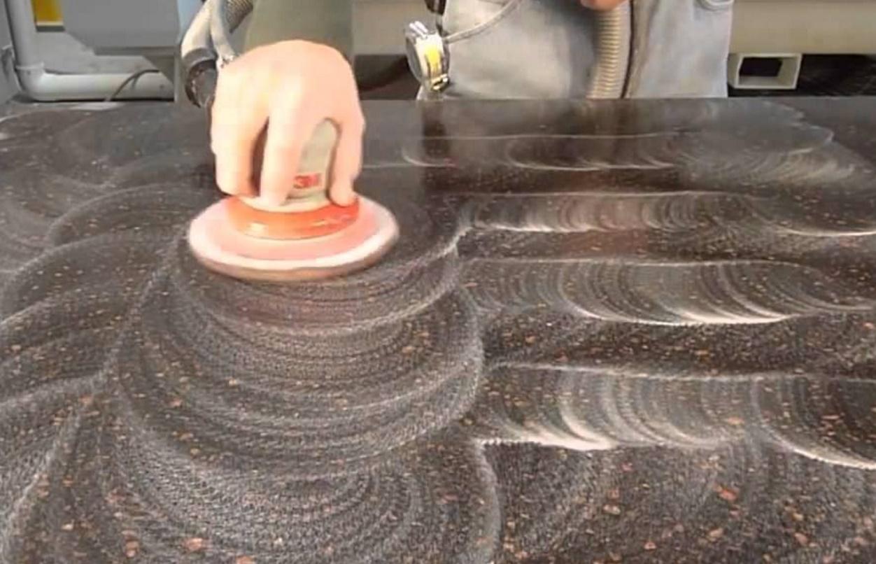 Как сделать столешницу из искусственный камня своими руками 23