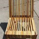изготовления стула из дерева своими руками