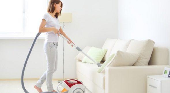 как почистить диван