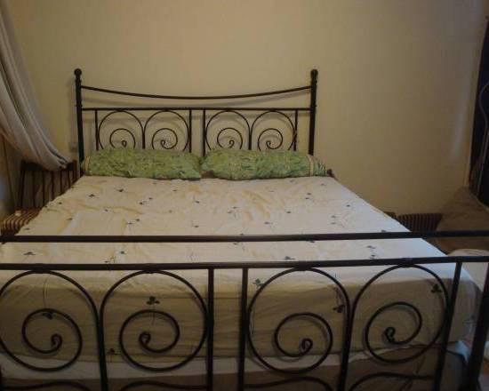 каркас металлической кровати