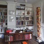 книжный шкаф для офиса