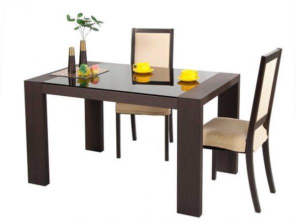 комбинированный стол в кухню