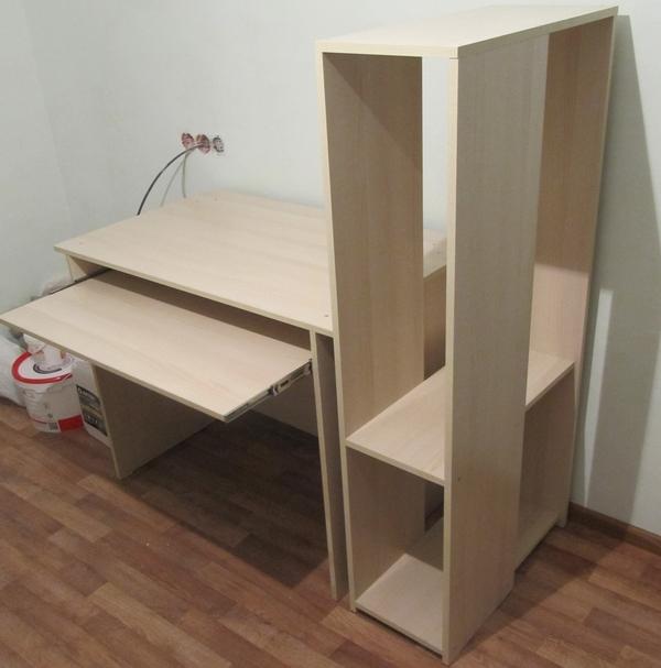 Письменный стол из лдсп своими руками 337