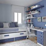 комната подростка корпусная мебель