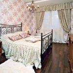 кованая кровать (ИКЕА)