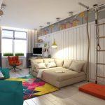 комната подростка пример дизайна