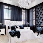 кровать двуспальная белого цвета