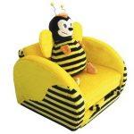 кресло кровать пчелка