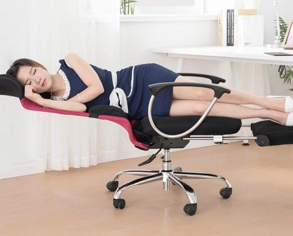 кресло офисное релаксер