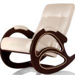 кресло с экокожи