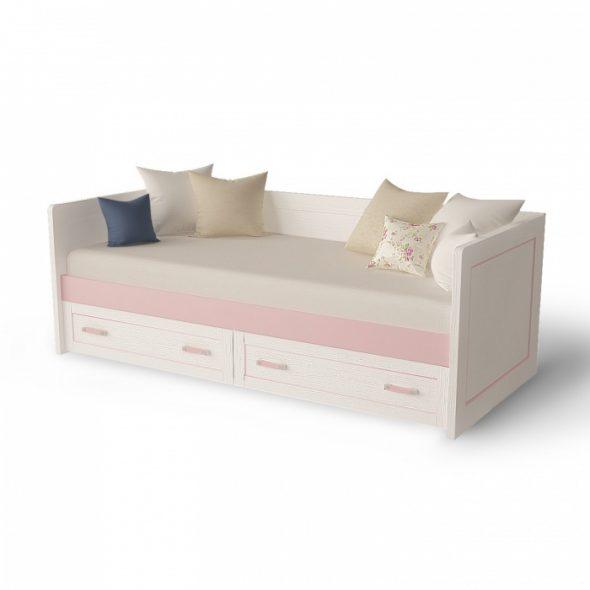 кровать диван для девочки