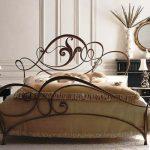 кровать кованая Лилия