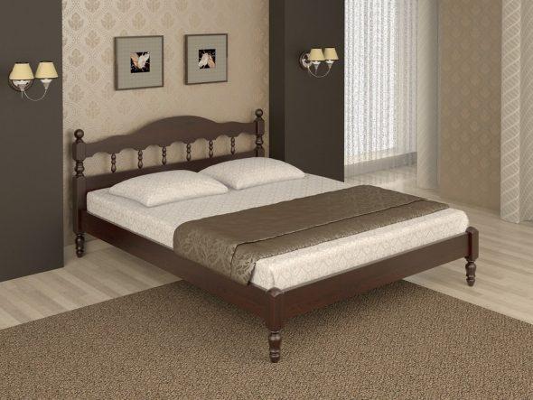 кровать муромские мастера дерево