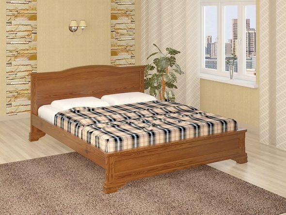 фото кровати муромские мастера