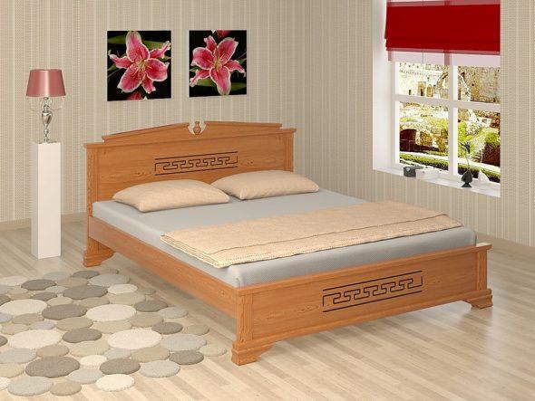 идеи кроватей муромские мастера