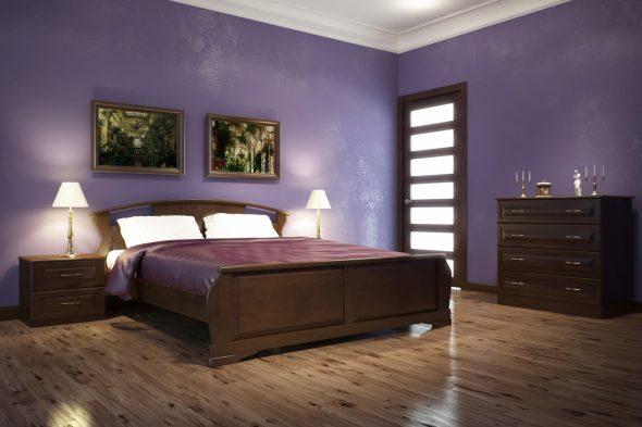 кровать муромские мастера фото интерьера