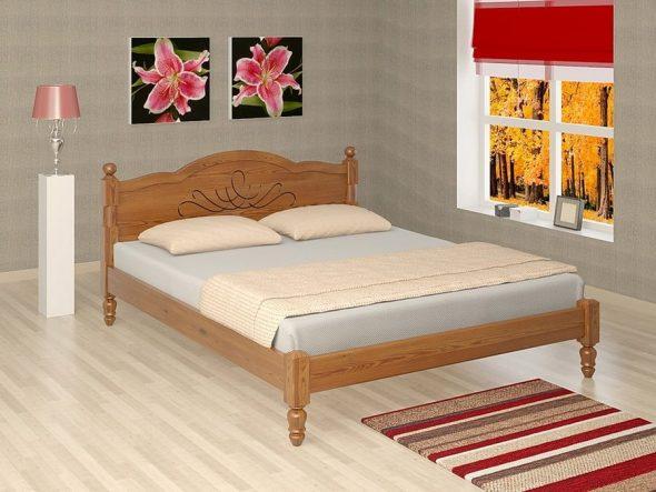 кровать муромские мастера в интерьере
